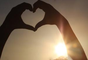 handhjärta